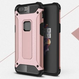 Armor Hybrid Case OnePlus 5 - Rose Gold