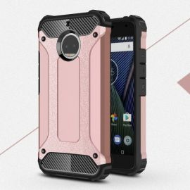 Armor Hybrid Case Motorola Moto G5S Plus - Rose Gold