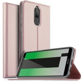 Folio Book Case Huawei Mate 10 Lite - Rose Gold