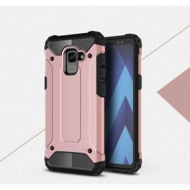 Armor Hybrid Case Samsung Galaxy A8 (2018) - Rose Gold