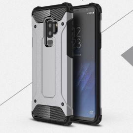 Armor Hybrid Case Samsung Galaxy S9 Plus - Grijs