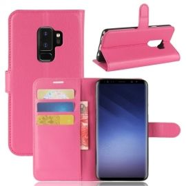 Book Case Hoesje Samsung Galaxy S9 Plus - Roze