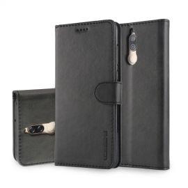 Luxe Book Case Huawei Mate 10 Lite - Zwart