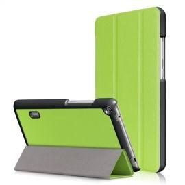 Tri-Fold Book Case Huawei MediaPad T3 7 - Groen