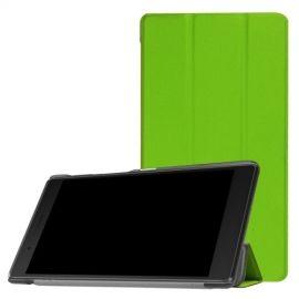 Tri-Fold Book Case Lenovo Tab 4 7 Essential - Groen