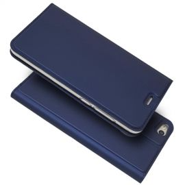 Folio Book Case Huawei P8 Lite (2017) - Blauw