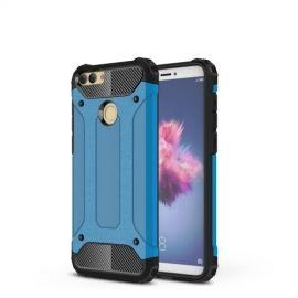 Armor Hybrid Hoesje Huawei P Smart - Lichtblauw