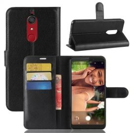 Book Case Hoesje Wiko View XL - Zwart