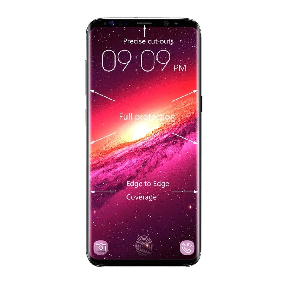 SAMSUNG GALAXY S9 COVER GLASS