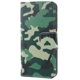 Book Case Hoesje Samsung Galaxy S9 Plus - Camouflage