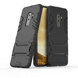 Armor Hybrid Kickstand Case Samsung Galaxy S9 Plus - Zwart