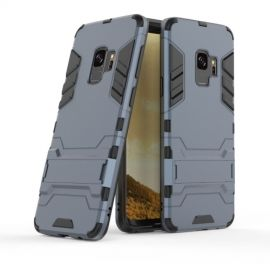 Armor Hybrid Kickstand Case Samsung Galaxy S9 - Donkerblauw