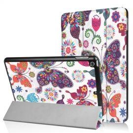 Tri-Fold Smart Case Apple iPad (2018) / (2017) - Vlinders