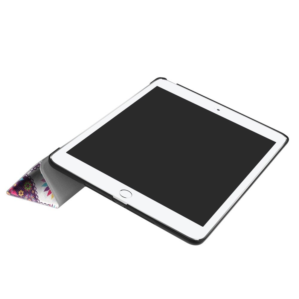 tri fold smart case apple ipad 2018 2017 vlinders. Black Bedroom Furniture Sets. Home Design Ideas