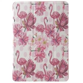 Tri-Fold Hoes Apple iPad Pro 10.5 (2017) - Flamingo