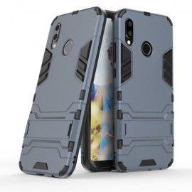 Armor Kickstand Case Huawei P20 Lite - Donkerblauw