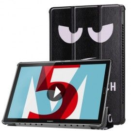 Tri-Fold Book Case Huawei MediaPad M5 (Pro) 10.8 - Don't Touch