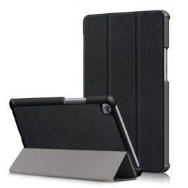 Tri-Fold Book Case Huawei Mediapad M5 8.4 - Zwart