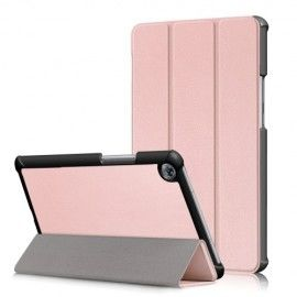 Tri-Fold Book Case Huawei Mediapad M5 8.4 - Rose Gold
