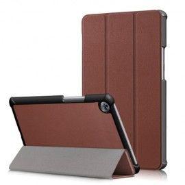 Tri-Fold Book Case Huawei Mediapad M5 8.4 - Bruin
