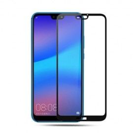 Full-Cover Tempered Glass Huawei P20 Lite - Zwart