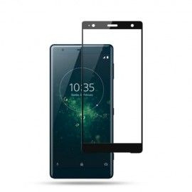 Full-Cover Tempered Glass Sony Xperia XZ2 - Zwart