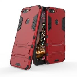 Armor Kickstand Case Huawei Y7 (2018) - Rood