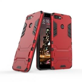 Armor Kickstand Case Huawei Y6 (2018) - Rood