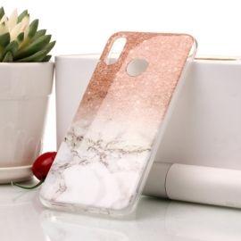 Marmer Design TPU Hoesje Huawei P20 Lite