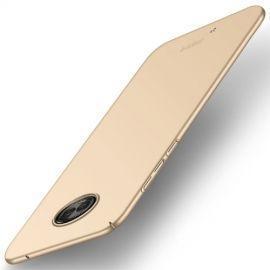 MOFI Frosted Shield Motorola Moto G6 - Goud
