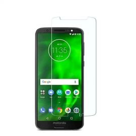 Tempered Glass Screen Protector Motorola Moto G6 Play / E5