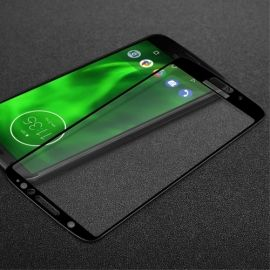 Full-Cover Tempered Glass Motorola Moto G6 Plus - Zwart