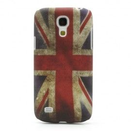 Retro Union Jack Flag Hoesje Samsung Galaxy S4 Mini