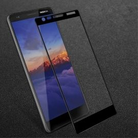 Full-Cover Tempered Glass Nokia 3.1 - Zwart