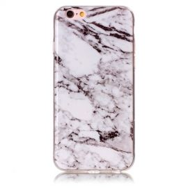 Marmer Design TPU iPhone 6 / 6s Hoesje