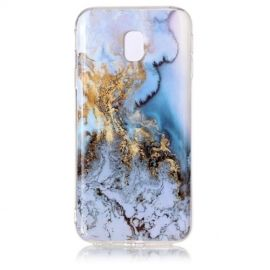 Marmer Design TPU Samsung Galaxy J3 (2017) Hoesje