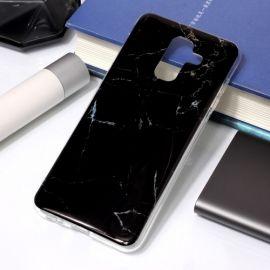 Marmer Design TPU Samsung Galaxy A6 Plus (2018) Hoesje