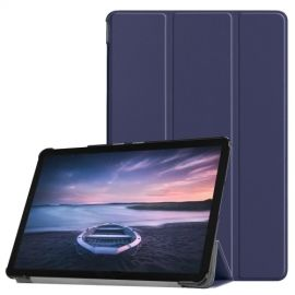 Smart Book Case Samsung Galaxy Tab S4 10.5 Hoesje - Blauw