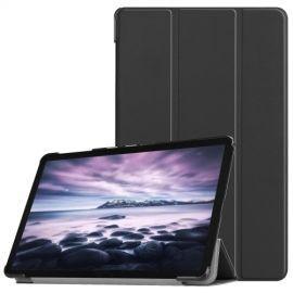Smart Book Case Samsung Galaxy Tab A 10.5 Hoesje - Zwart