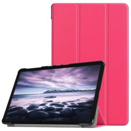 Smart Book Case Samsung Galaxy Tab A 10.5 Hoesje - Roze