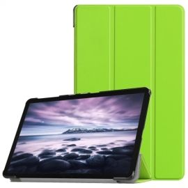 Smart Book Case Samsung Galaxy Tab A 10.5 Hoesje - Groen