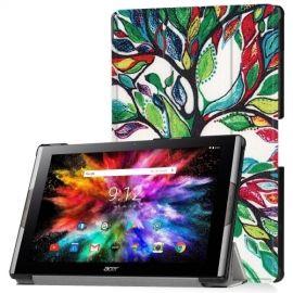 Tri-Fold Book Case Acer Iconia Tab 10 A3-A50 Hoesje - Colour Tree