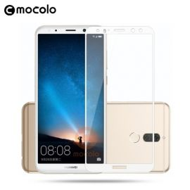 Full-Cover Tempered Glass Huawei Mate 10 Lite - Wit