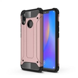 Armor Hybrid Huawei P Smart Plus Hoesje - Rose Gold