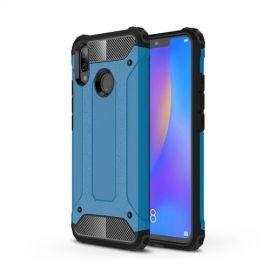 Armor Hybrid Huawei P Smart Plus Hoesje - Lichtblauw