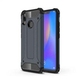 Armor Hybrid Huawei P Smart Plus Hoesje - Blauw
