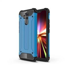 Armor Hybrid Huawei Mate 20 Lite Hoesje - Lichtblauw