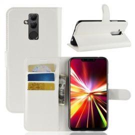 Book Case Huawei Mate 20 Lite Hoesje - Wit