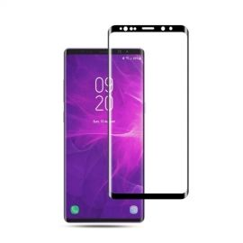 Full-Cover Tempered Glass Samsung Galaxy Note 9 - Zwart