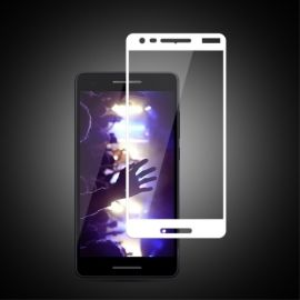 Full-Cover Tempered Glass Nokia 2.1 - Wit